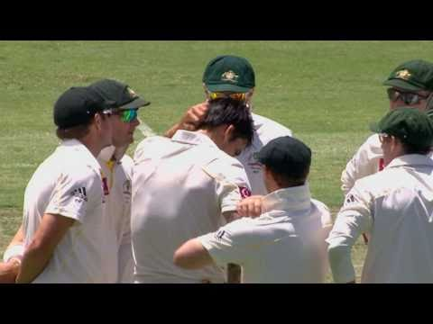 Mitchell Johnson 6-38 3rd Test, Perth, 2010-11 Ashes Series