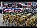 Desfile Militar 2015   ( Rep. Dom ) - Parte 1