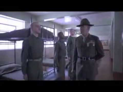 Full Metal Jacket - Helmet Trailer and iPhone 4 and iPhone 5 Case