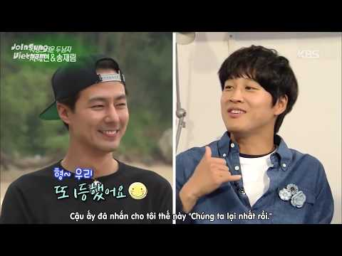 [Vietsub-Engsub] [03.01.2015] Cha Tae Hyun talked about Jo In Sung's message