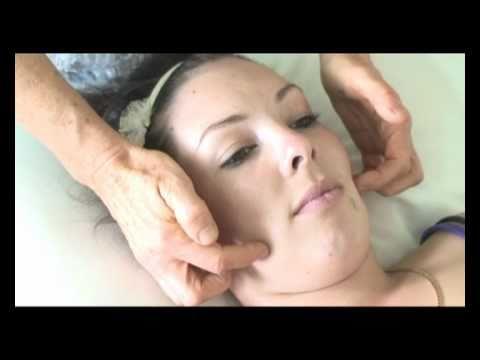 Wish could self facial massage meskina