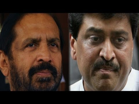 Suspense over Suresh Kalmadi and Ashok Chavan tickets