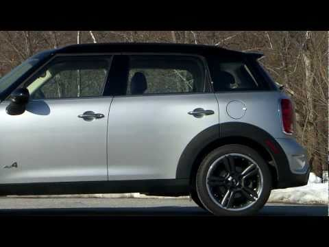 Road Test: 2011 MINI Cooper Countryman