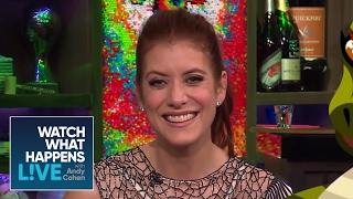 Kate Walsh Hated Shonda Rhimes' Gift   WWHL