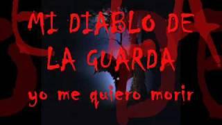 Mi Diablo De La Guarda Santa Rm Con Letra