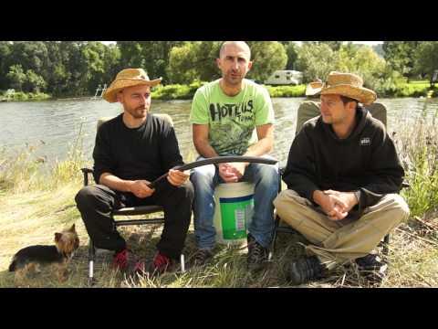 Carpmarathon Praha - rozhovor Nikl team
