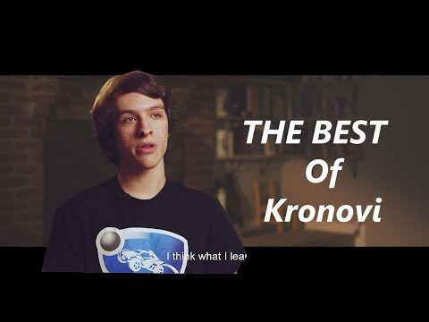 BEST OF KRONOVI (BEST GOALS) | ROCKET LEAGUE