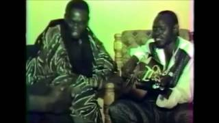 Mansour seck and Baaba Maal