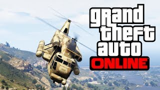 GTA V How To Break Into Fort Zancudo Military Base In