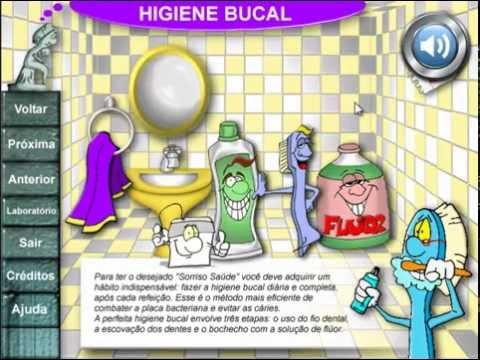 Prevenção - Higiene Bucal