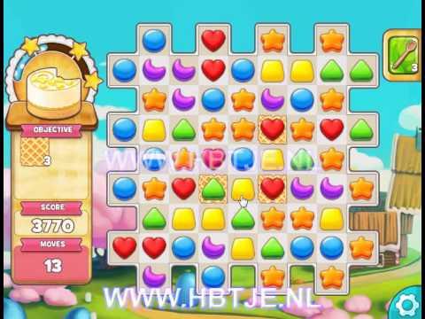 Cookie Jam level 11