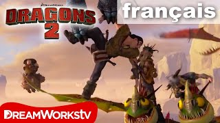 Dragons 2 - Extrait Tempête, va chercher !