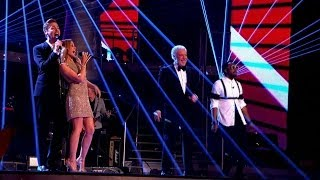 The Voice Coaches Perform 'Rocks' The Voice UK 2014: The