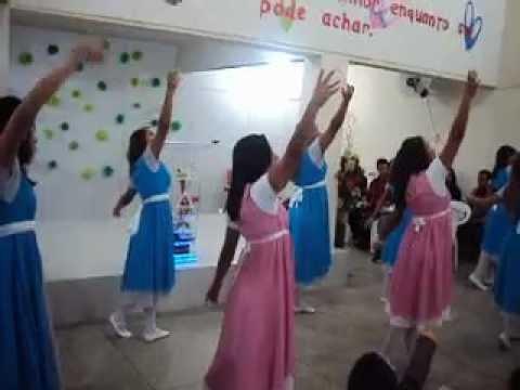 Coração de Mãe Aline Barros -Coreografia- Ministério de Dança Impacto