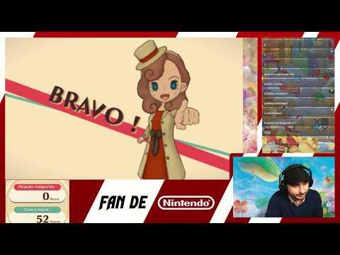 [NintendoFAN#41] L'aventure Layton et Metroid 2 return of samus