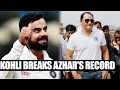 Virat Kohli surpass Mohammad Azharuddin after Bangladesh w..