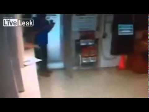 Prison Break  Video Of Brazen Inmate Escape   Career Criminal u0027s Escape