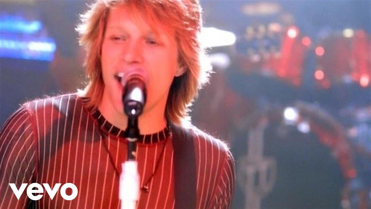 Bon Jovi - Misunderstood - YouTube
