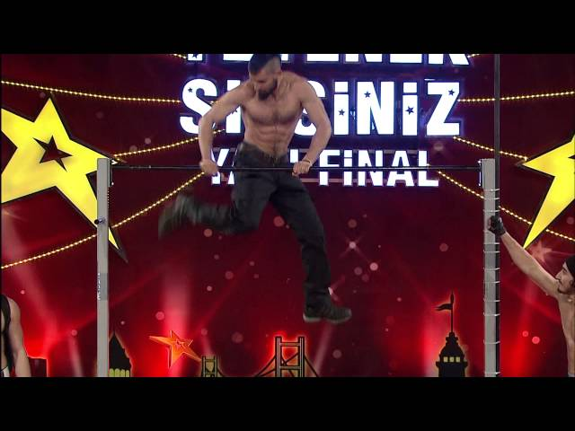 Yetenek Sizsiniz Türkiye Yarı Final - Workout