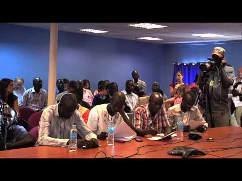 South Sudan leaders must end conflict