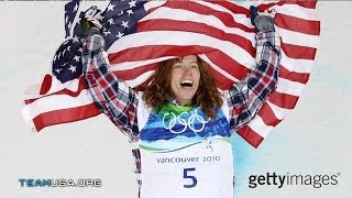 Shaun White | Great Moments In Team USA History