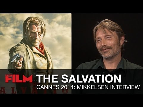 The Salvation: Mads Mikkelsen Interview - Cannes 2014