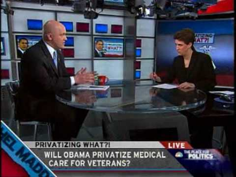 Privatising What Veteran Health Care