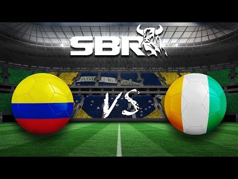 Colombia vs Ivory Coast 19/06/14 | Group C 2014 World Cup Preview