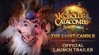 Hearthstone - Kobolds & Catacombs Launch Trailer