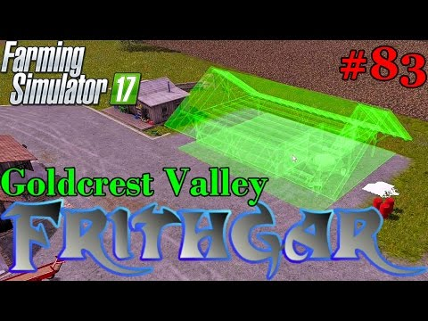 Let's Play Farming Simulator 2017, Goldcrest Valley #83: Beekeeping!