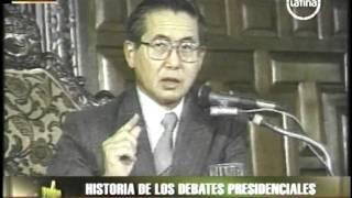 Perú: Historia De Los Debates Presidenciales