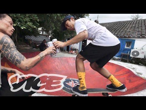 Exploring China's Skate Scene with Wang Huifeng