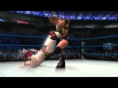 WWE '13 gets really real with WWE LIVE and Predator Technology 2.0 - PEGI