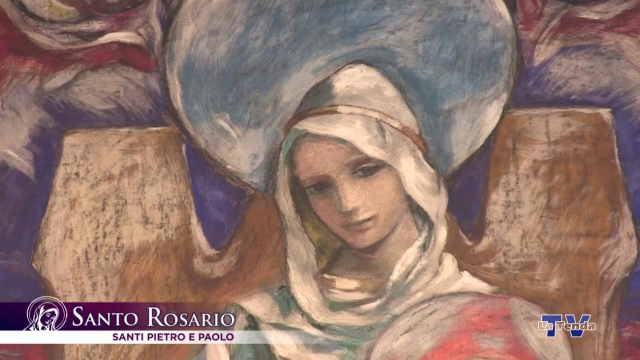 Santo Rosario - 4 maggio - Santi Pietro e Paolo