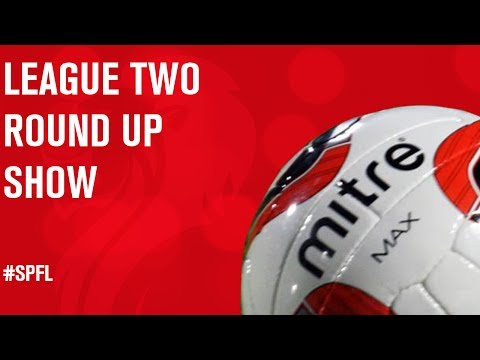 #SPFL League Two Round-Up Show | 07/12/13