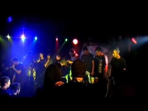 Bong Da City - Akukloforito (Mani / Styl Mo / EP / Adoksos / Tsaki)   Live An Club 2011