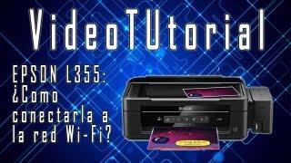 Como conectar la impresora a la red Wi-Fi