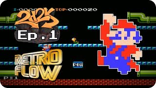 [Retro Flow Ep.1 - Mario Bros.]