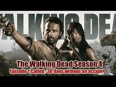 The Walking Dead Season 4 Episode 1 Is Called, '30 Days Without an Accident'