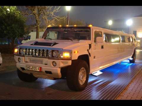 Hummer H2 Limousine Pigalle Exotich Stretch Limosuites WWW.PIGALLELIMOUSINE.IT