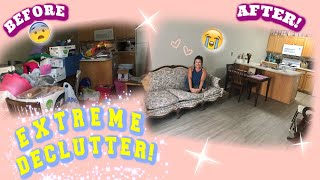 SURPRISING MY MOM WITH A DECLUTTERED & ORGANIZED HOUSE! *EMOTIONAL* DEEP CLEAN TIME-LAPSE💁🏻♀️🏡✨
