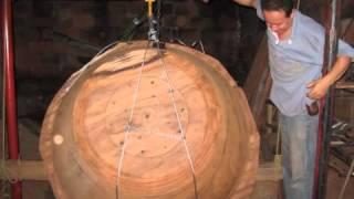 Bañeras en madera