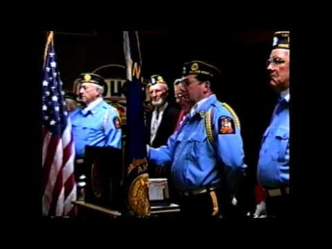 Legion 912 Sept. 11 Remembrance 9-11-02