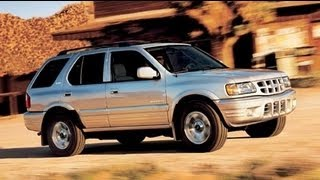 2002 Isuzu Rodeo Start Up and Review 3.2 L V6