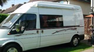 Campervan Conversion / Ford Transit