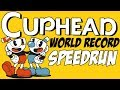 World Record Cuphead All Bosses Regular in 25 36
