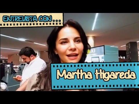 Entrevista a Martha Higareda