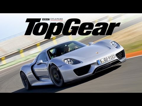 porsche 918 spyder topgear test first drive eng subs youtube. Black Bedroom Furniture Sets. Home Design Ideas