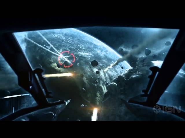 EVE Valkyrie - Reveal Trailer