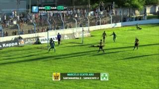 Todos los goles. Fecha 19. Torneo Primera B Nacional. FPT.